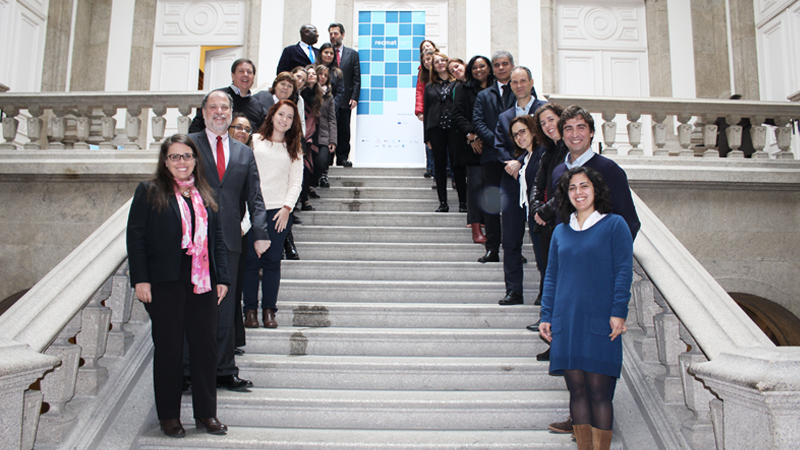 Kick off Meeting at the University of Porto